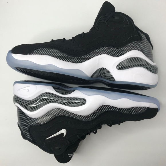 hot sale online eddd5 1c753 Nike Air Zoom Flight 96 OG Black White Jason Kidd.  M5ad298eca44dbef94ccd2732